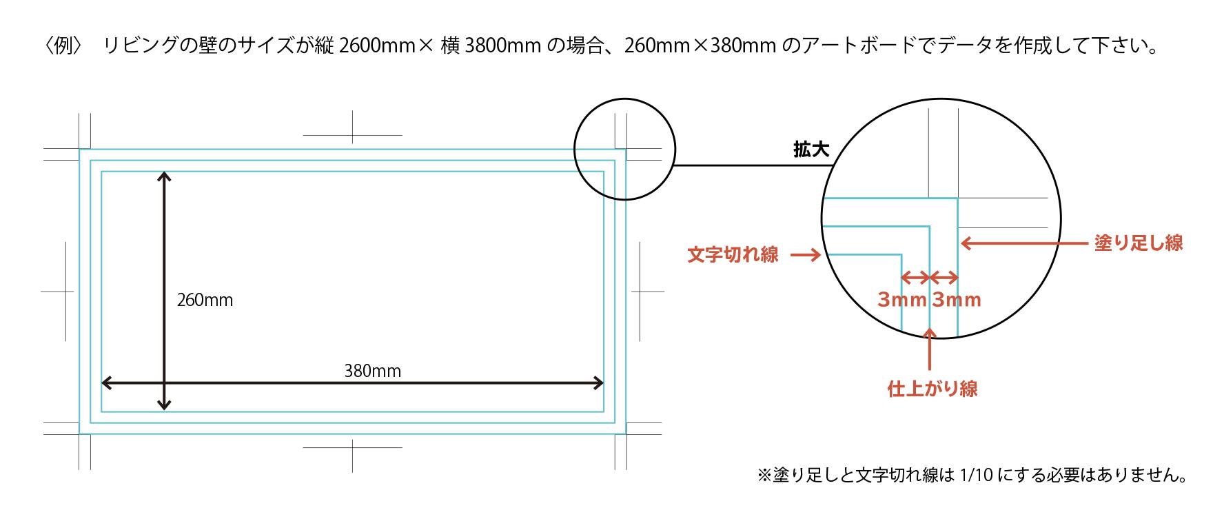 グラフィックウォール 公式 高精細オリジナル壁紙を1mから